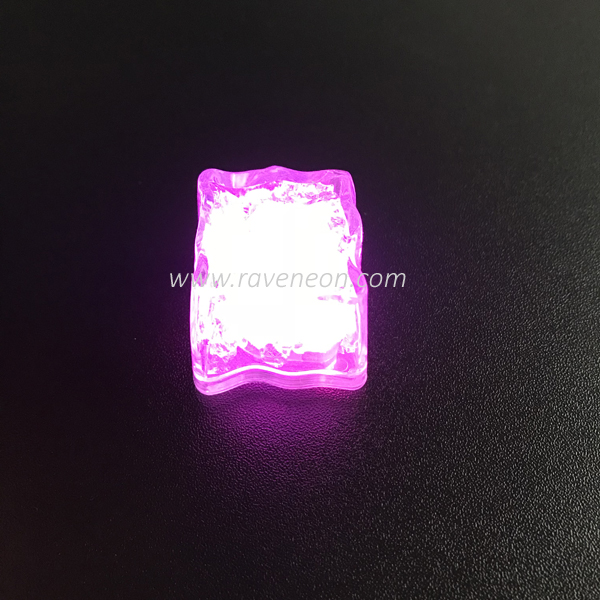 Water Activated Led Flashing Ice Cube Light Up Glasses