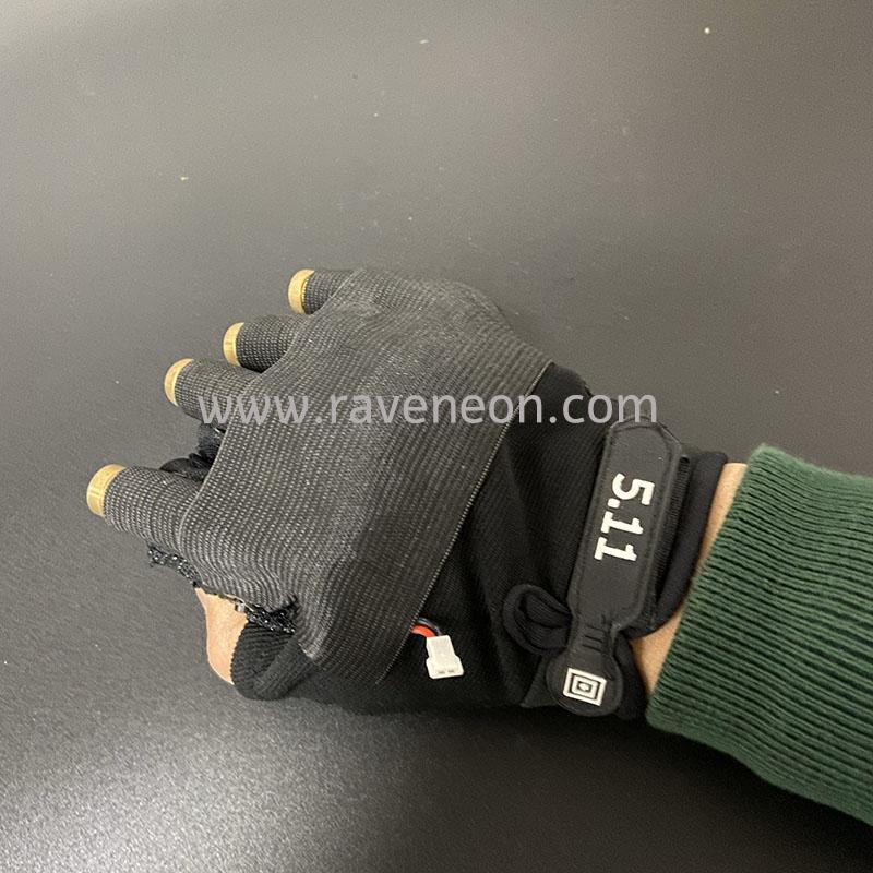 Beste Gechenke Dreamingbox LED Handschuhe f/ür Kinder